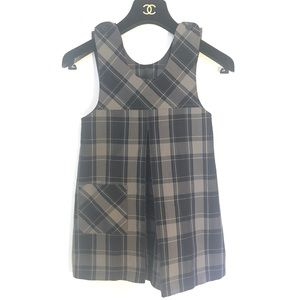 Vintage Parker Girl Plaid Dress